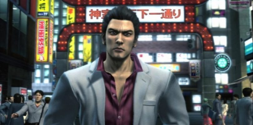 Yakuza 3 looks great on PS4