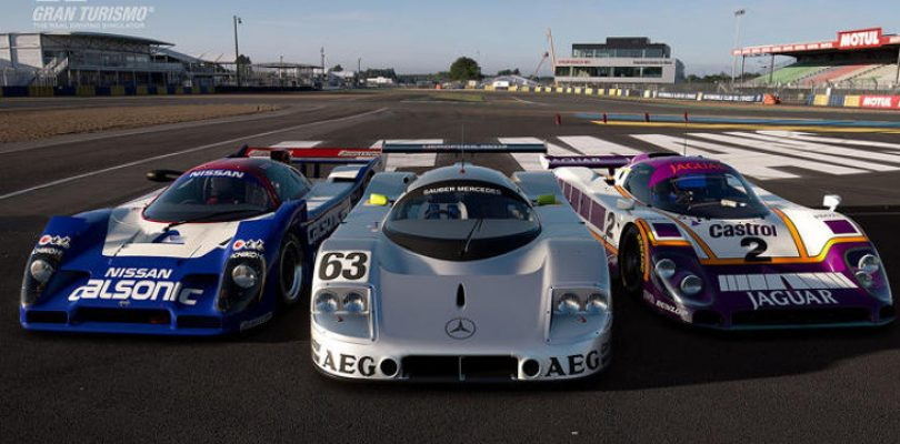 Nine new cars and an iconic race track are being added to GT Sport today