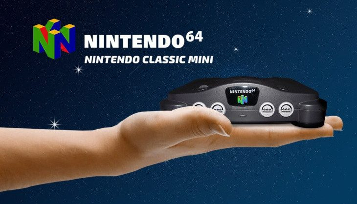 Could an N64 Classic Mini console be on the cards?