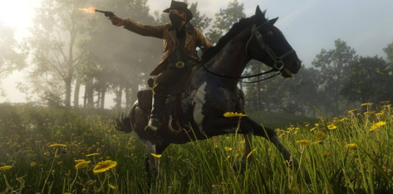 A few more screenshots to show off the beauty that is Red Dead Redemption 2