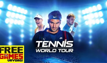 Free Games Vrydag – Tennis World Tour (PS4)