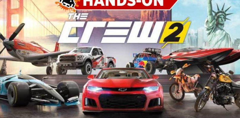 The Crew 2 hands-on
