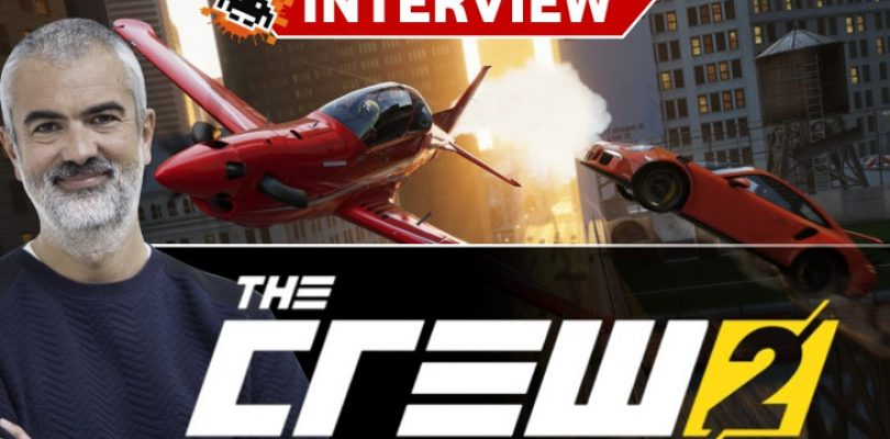 The Crew 2 interview with Julien Hummer