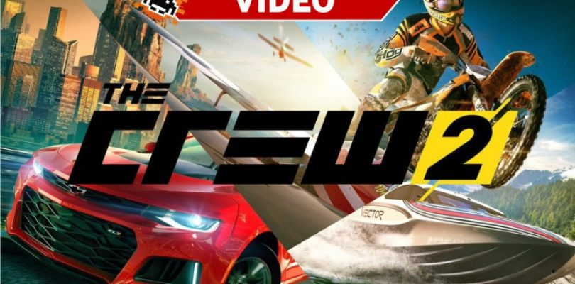 10 minutes of The Crew 2 gameplay