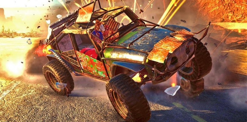 Vroom Kaboom brings vehicle combat back to PS4 and PC