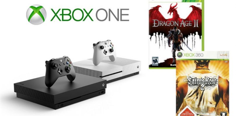 Dragon Age 2 and Saints Row 2 are now backwards compatible on Xbox One