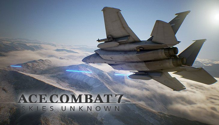 Ace Combat 7 gets story and setting details