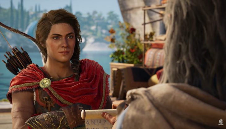 Assassin's Creed Odyssey's director answers some of our pressing questions