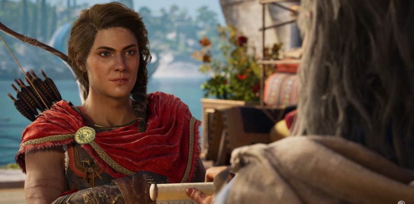 Try Assassin's Creed Odyssey for free this weekend