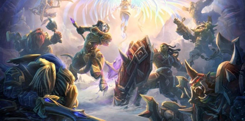 Heroes of the Storm's Echoes of Alterac brings in Yrel and a Nexus take on Alterac Valley