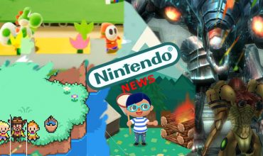 Some Nintendo (non-Smash) news trickling out days after E3…