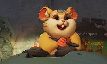 Overwatch's next hero is Wrecking Ball, a super-hamster in a droideka