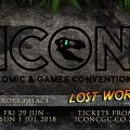 Got no plans this weekend? Head to ICON 2018