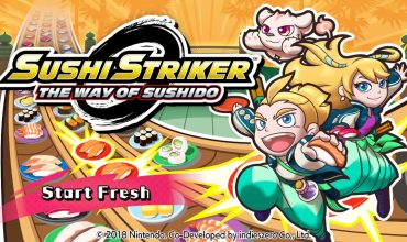 Review: Sushi Striker: The Way of Sushido (Switch)