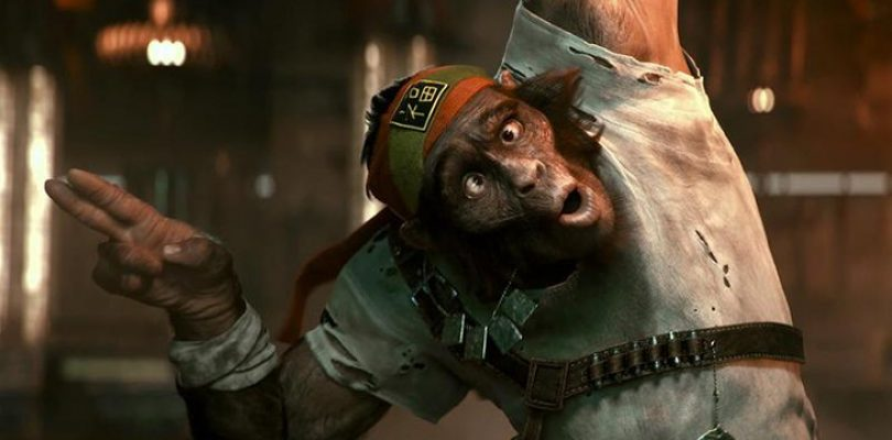 Don't expect Beyond Good & Evil 2 to be out before 2020