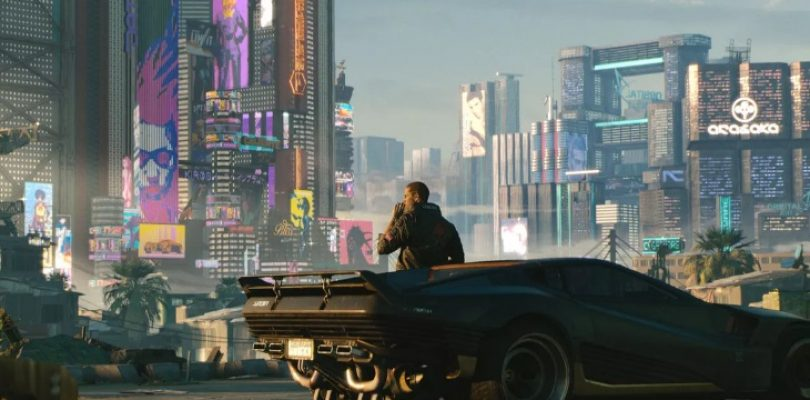 The Districts of Cyberpunk 2077's Night City will be unique and varied