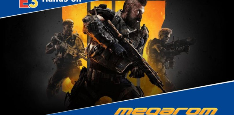E3 2018: Hands-on – Call of Duty Black Ops IV
