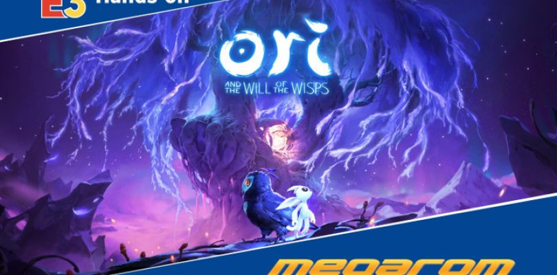 E3 2018: Hands-on – Ori and the Will of the Wisps