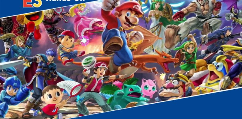 E3 2018: Hands-on – Super Smash Bros. Ultimate