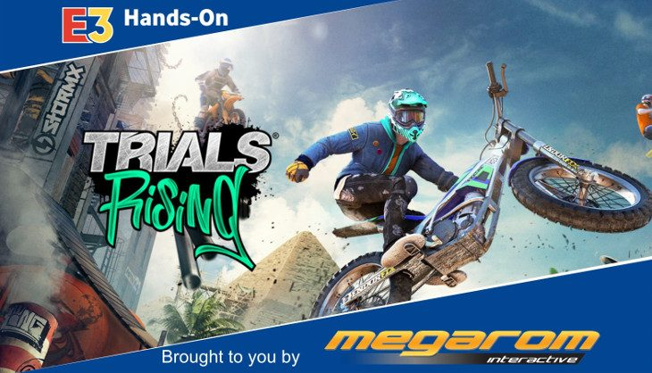 E3 2018: Hands-on – Trials Rising