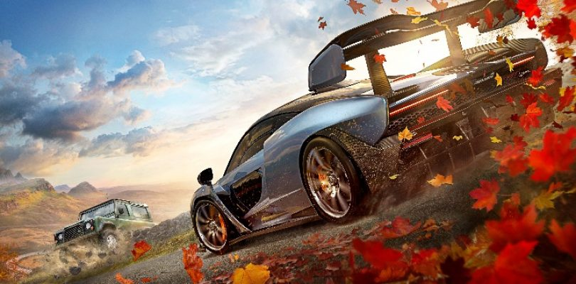 Forza Horizon 4 will have short narrative-based missions