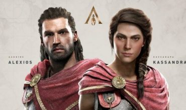 Assassin's Creed Odyssey's protagonists are voiced by Greek actors