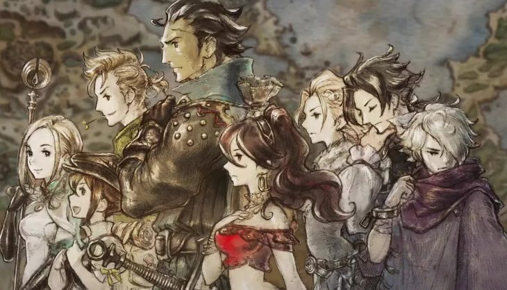Octopath Traveler won't have DLC, because it's a 'finished product'