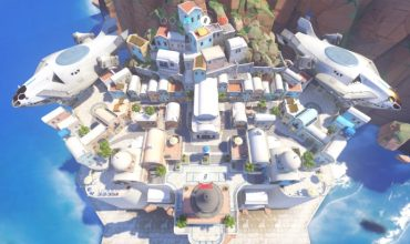 Ever wondered what Overwatch maps look like from the outside?