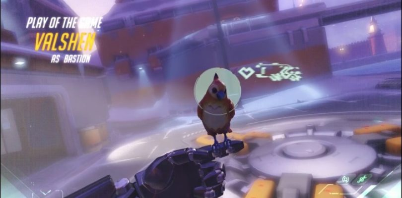 A Blizzard patent for Overwatch's Play of the Game AI and sharing has surfaced