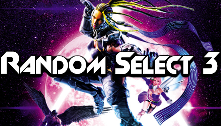 Tekken 7 and Random Select 3 will turn Grand West into the