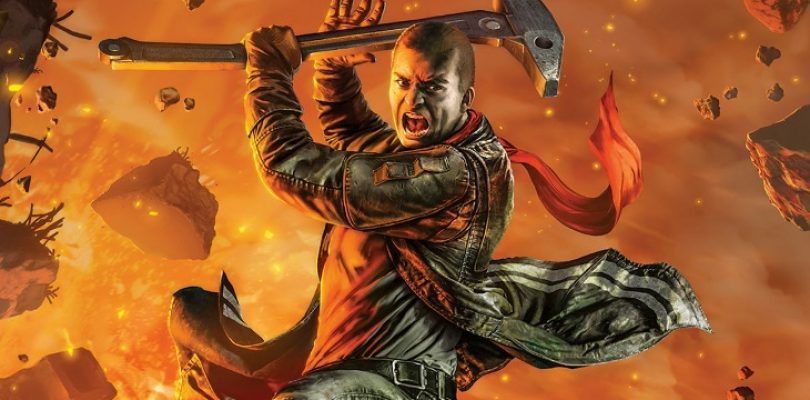 Red Faction Guerrilla Re-Mars-Tered is releasing in July
