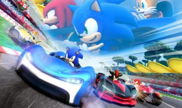 The first Team Sonic Racing gameplay video has surfaced