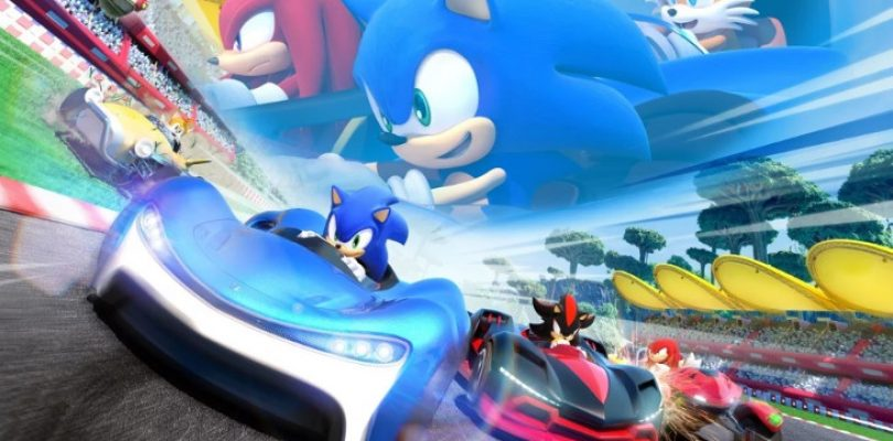 Video: It's all about your team abilities in Team Sonic Racing