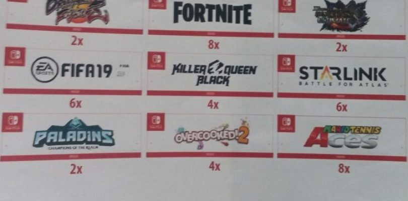 Rumour: Fortnite, Overcooked 2, Dragon Ball Z, Paladins and more heading to Switch