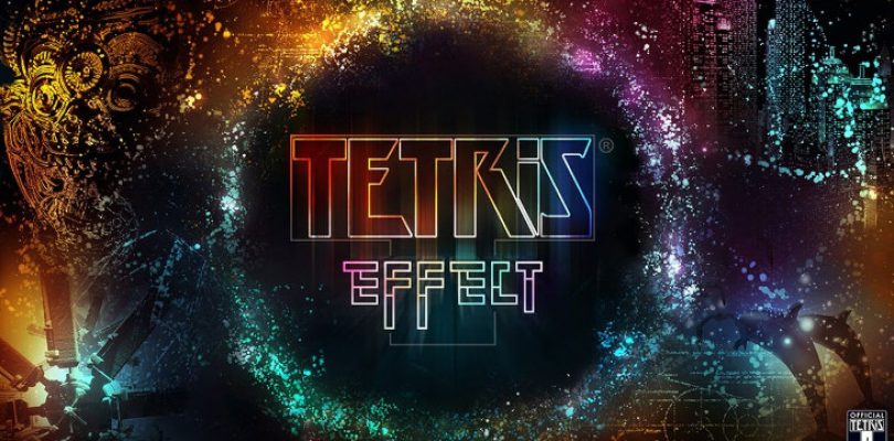 Tetris Effect finally has a release date on PS4