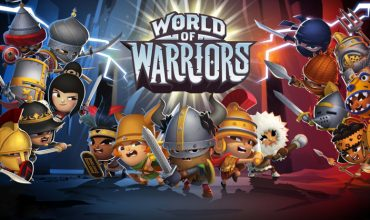 FRE3 Games Vrydag – World of Warriors