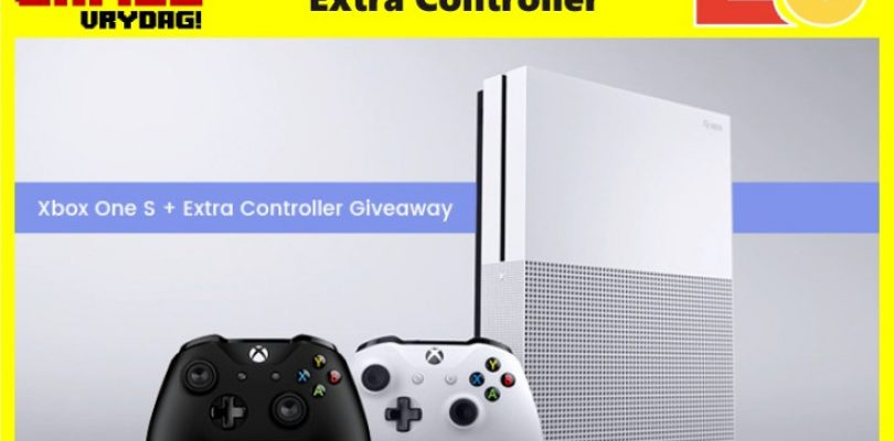 FRE3 Games Vrydag – Xbox One S Console