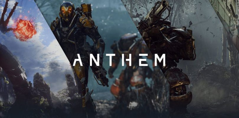 Bioware's Anthem gets a new 20 minute gameplay video