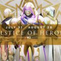 Celebrate the first year of Destiny 2 with the Solstice of Heroes Festival