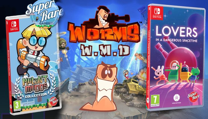 Super Rare Games producing physical versions of 9 Indie Switch Games