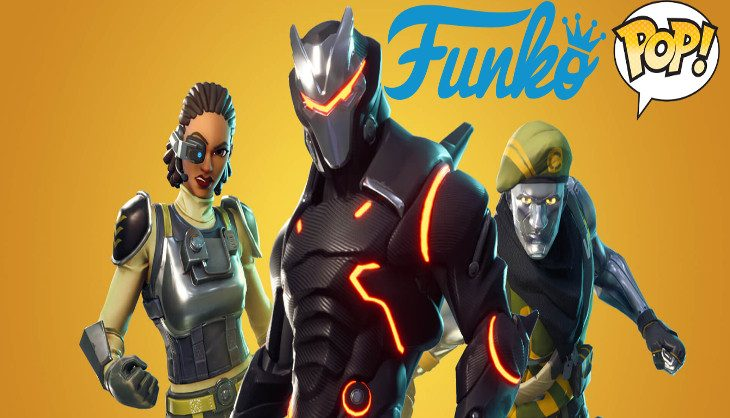 Your favorite Fortnite characters will soon have their own Funko line