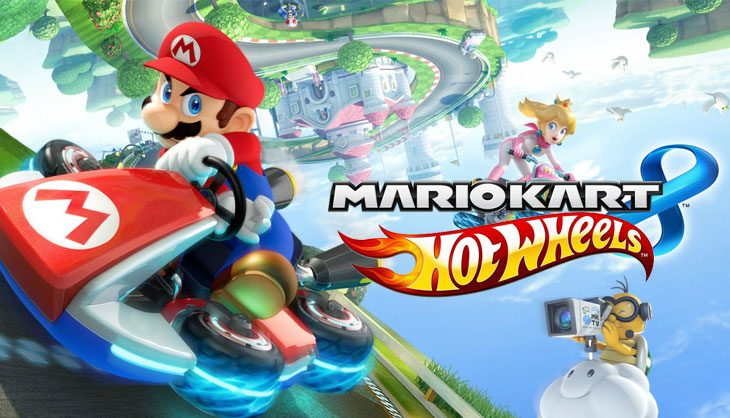 Mario Kart themed Hot Wheels are zipping our way next year