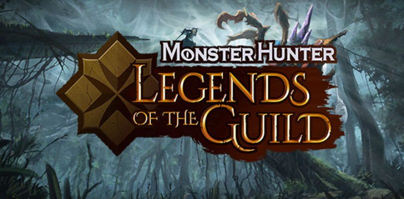 Capcom and Pure Imagination Studios announce Monster Hunter: Legends of the Guild