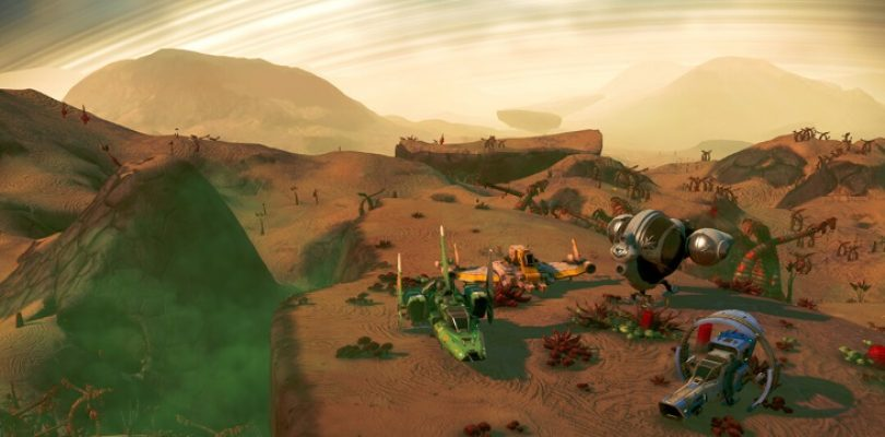 Here are the patch notes for the massive No Man's Sky NEXT update