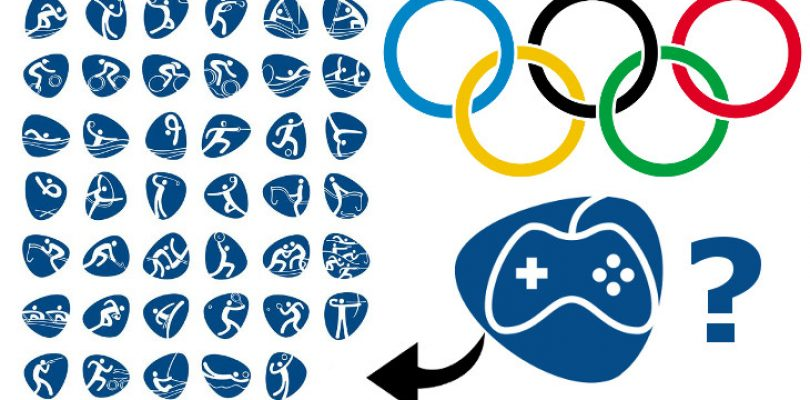 Video games as an Olympic sport in 2024?