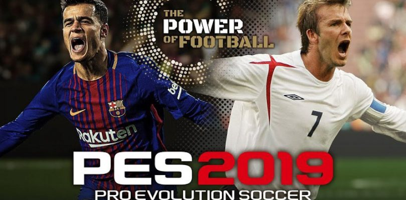 Lace those boots, PES 2019 gets a demo on 8 August