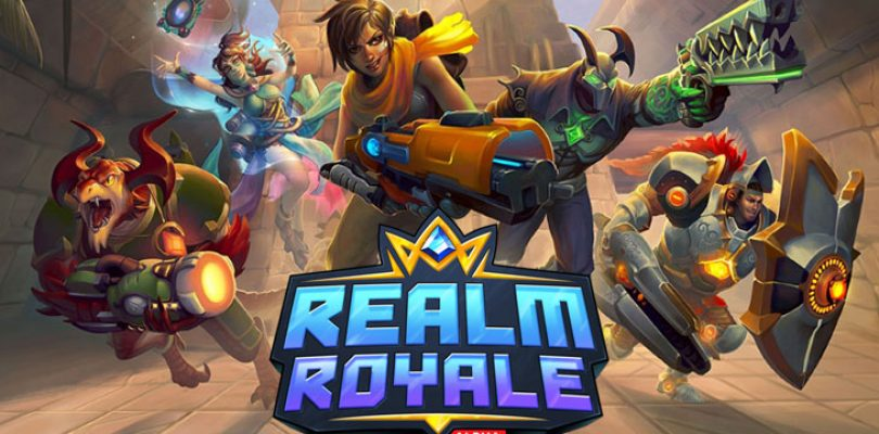 Realm Royale making its way to consoles