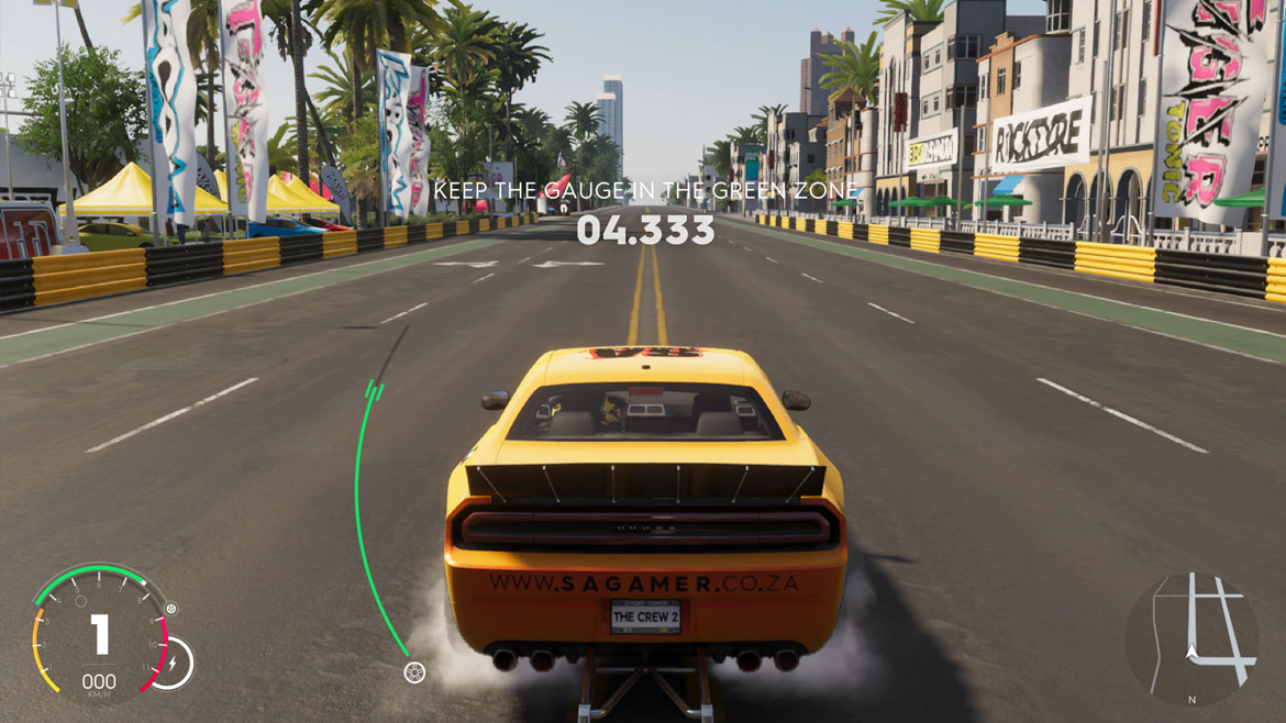 review the crew 2 xbox one sa gamer. Black Bedroom Furniture Sets. Home Design Ideas
