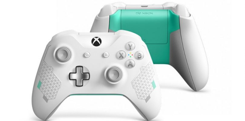 Microsoft announces new Sport White Special Edition controller