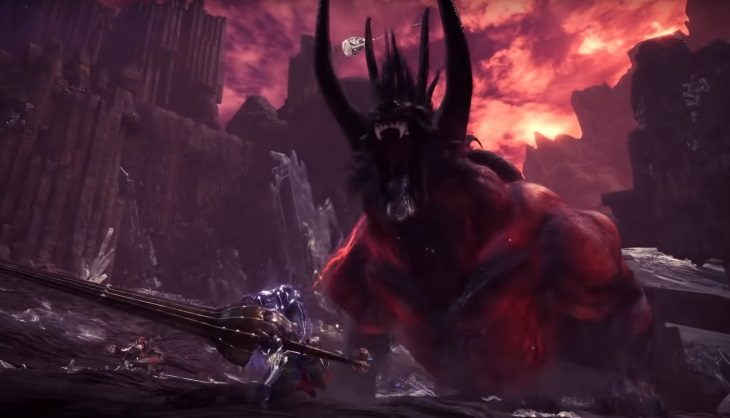 The legendary FF behemoth approaches Astera on 2 August